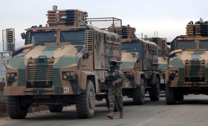 Απτόητος ο Ερντογάν: Στέλνει κι άλλους στρατιώτες στο Ιντλίμπ