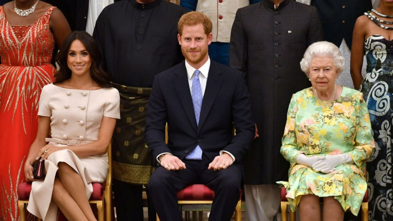 Τέλος το Sussexroyal: H βασίλισσα τσάκισε Χαρι - Μέγκαν