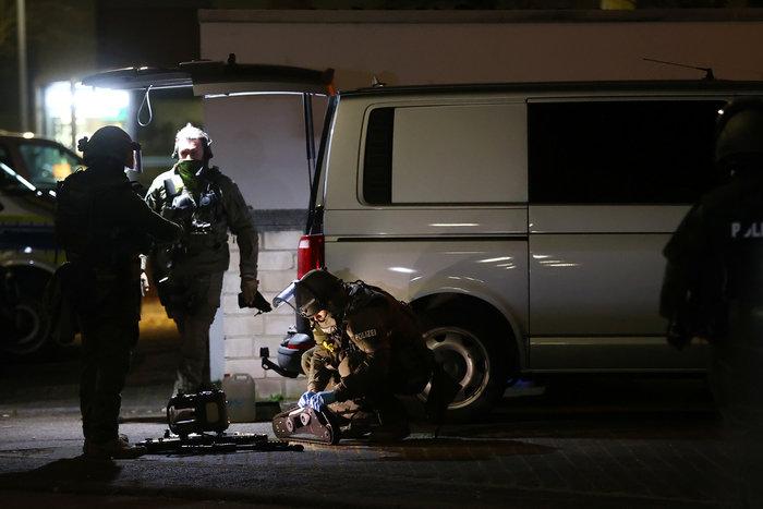 Γερμανία: Μακελειό με 11 νεκρούς - Ακροδεξιός ρατσιστής ο δράστης